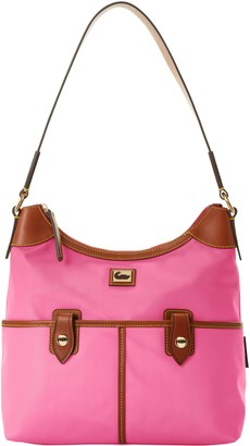 Dooney & Bourke Wayfarer Zip Hobo