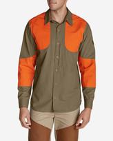 Eddie Bauer Men's Okanogan Hunting Shirt - Blaze