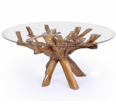 """Otto Solid Wood Dining Table Union Rustic Size: 30"""" H x 55"""" L x 55"""" W"""