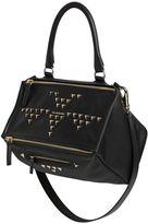 Givenchy Medium Pandora Triangle Stud Leather Bag