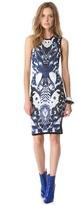 McQ by Alexander McQueen alexander mcqueen Print Sleeveless Dress