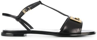 Givenchy Mystic flat sandals