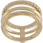 Saint Laurent 'Armure Phalange' ring