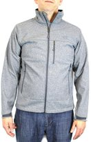 The North Face The Mens Apex Bionic Fleece Jacket Grey Heather