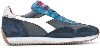Diadora Panelled Low-Top Sneakers