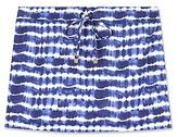 Tory Burch Tie-Dye Swim Skirt