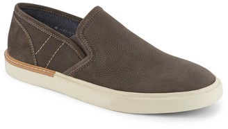 Lucky Brand Dexter Leather Slip-On Sneaker