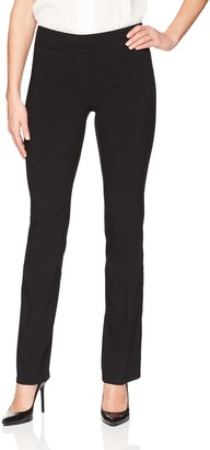 Lark & Ro Amazon Brand Women's Barely Bootcut Stretch Pant: Comfort Fit