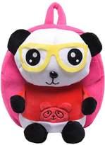 Kylin Express Children Gift Lovely Shoulder Bag Super Cute Bag Kids Book Backpack Baby Girls School Bag,F