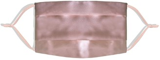 Slip Silk Face Covering - Pink