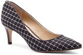 Sole Society Isabelle mid heel pump
