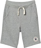 Converse Grey French Terry Sweat Shorts