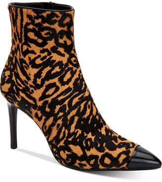 Calvin Klein Ravie Booties Women Shoes