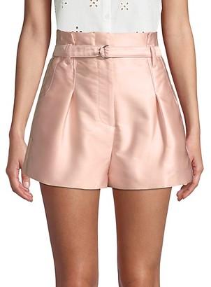 3.1 Phillip Lim High-Waist Origami Shorts