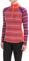 Neve Gemma Sweater - Merino Wool, Zip Neck (For Women)