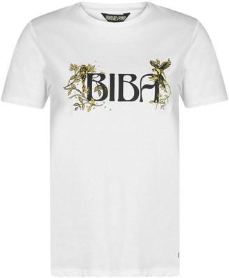 Biba Parrot Logo T-Shirt