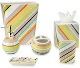 Bed Bath & Beyond Echo Cabana Stripe Soap Dish