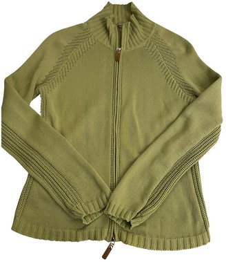 Green Cotton Henry Cotton Knitwear for Women