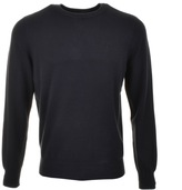 Henri Lloyd Moray Knit Jumper Black
