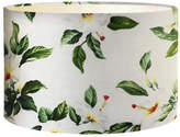 White Tropic Lampshade