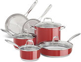 KitchenAid Kitchen Aid 10-pc. Stainless Steel Cookware Set KCSS10ER