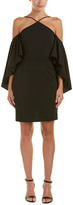 Alexia Admor Cold-Shoulder Sheath Dress