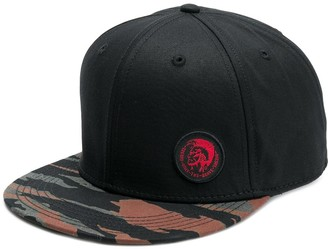 Diesel DVL Special Collection cap