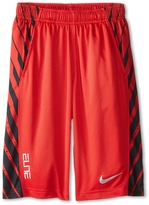 Nike Elite Powerup Shorts (Little Kids/Big Kids)
