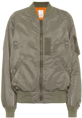 Visvim Thorson nylon bomber jacket