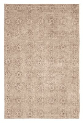 """French Connection Jaylen Jacquard Ivory Area Rug Rug Size: Rectangle 2'3"""" x 3'9"""""""