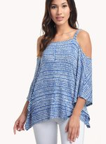 Ella Moss Ayeli Cold Shoulder Top