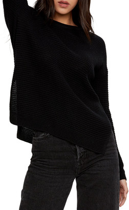 Michael Stars Paige Scoop-Neck Pullover