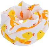 Tenworl Autumn Winter Boys Girls Baby Scarf Cotton O-Ring Neck Scarves