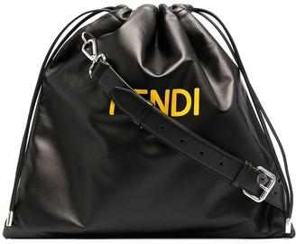Fendi Roma drawstring crossbody bag