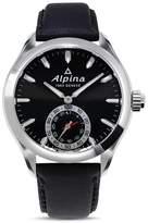 Alpina Black Strap Horological Smartwatch, 44mm