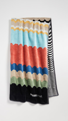 Missoni Home Wolf Beach Towel