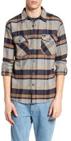 Brixton Men's Flynn Plaid Flannel Shirt
