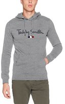 Teddy Smith Men's Seven Hooded Sweatshirt