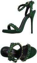 Ermanno Scervino Sandals
