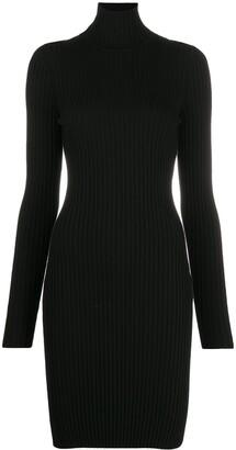 Wolford Roll-Neck Jumper Dress
