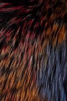 Dena Genuine Fox Fur Cowl Collar