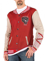 Red Varsity Jacket Tee - Men's Regular