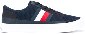 Tommy Hilfiger Stripes knitted sneakers