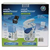 Waterpik Waterflosser Ultra and Traveler Flosser plus 12 Accessory Tips & Tip Storage Case (Pack of 2)