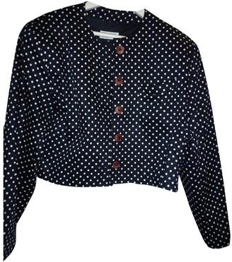 Non Signã© / Unsigned Navy Cotton Jackets