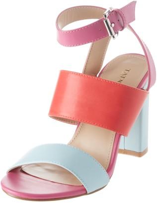 Tata Italia Women's 9485L-27 Ankle Strap Heels