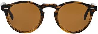 Oliver Peoples Gregory Peck Sun Sunglasses