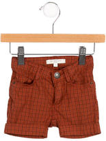 Caramel Baby & Child Girls' Plaid Shorts