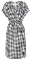 Velvet Shelley gingham dress