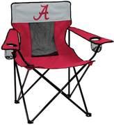 NCAA Outdoor Logo Brand Alabama Crimson Tide Elite Fold-Up Chair